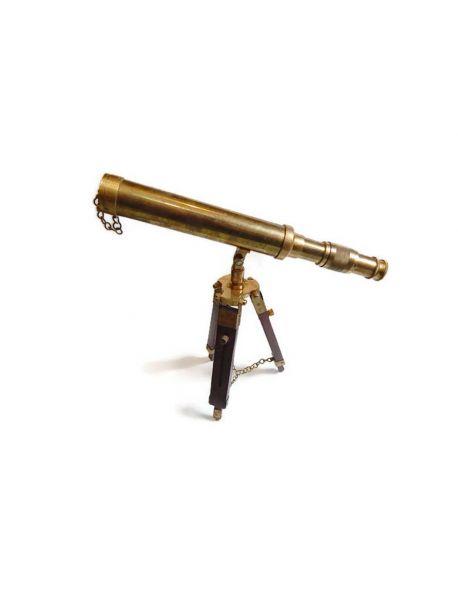 14 inches Nautical Maritime Brass Telescope Pirate Spyglass Home Decoration