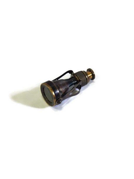 Nautical Antique Brass Binacoular Monocular Spyglass