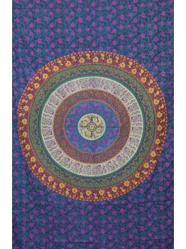 Handmade Tapestry Bedspread Mandala Tapestries Hippie Tapestry Indian Wall Hanging