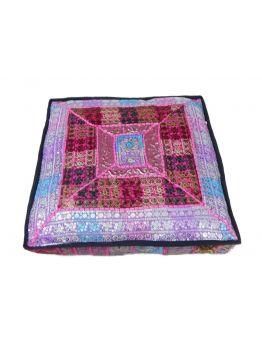 Alando Handmade Floor Pillow Ottoman