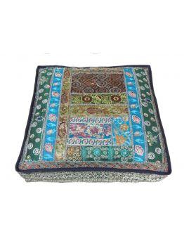Beleau Handmade Square Floor Pillow