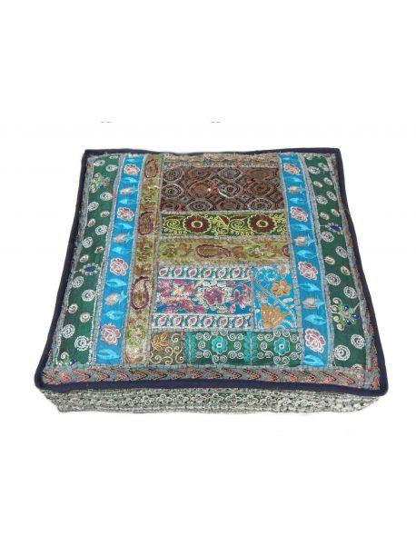 Beleau Handmade Square Floor Pillow -  -