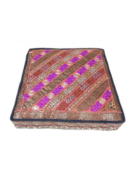 Sonata Handmade Floor Pillow -  -