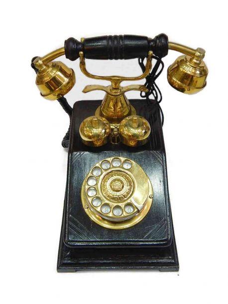 Mahi Antique Rotary Dial Telephone -  -