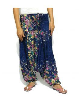Handmade Harem Printed Pants