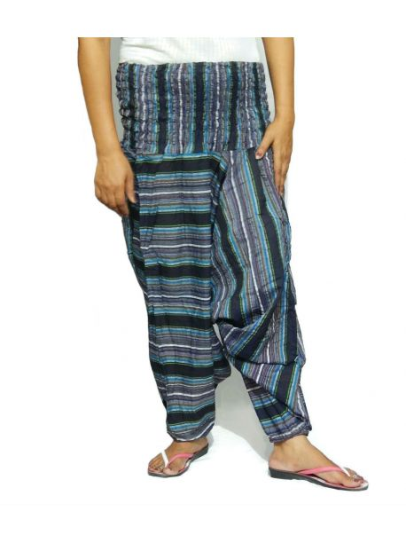 Hippie Baggy Harem Genie Belly Dance Rayon