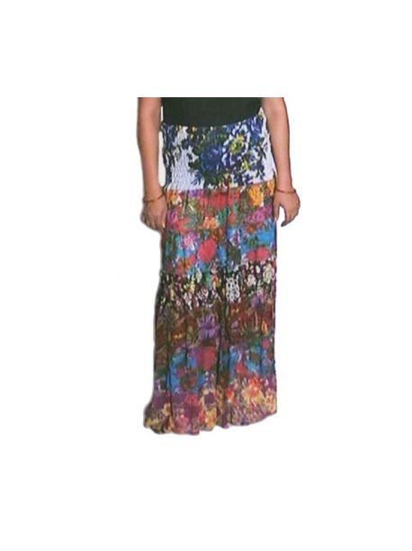 Be Confident high waisted long skirt