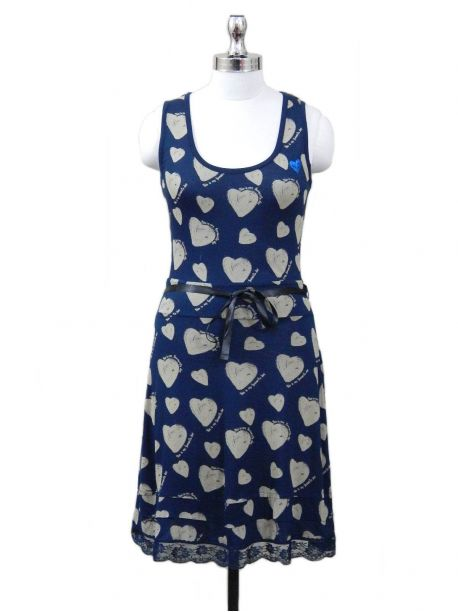 Madras Tank Dress -  -