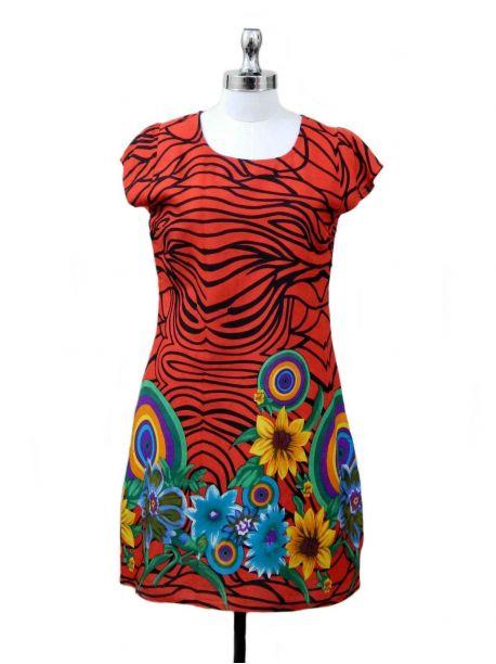 Hana Floral Dress -  -