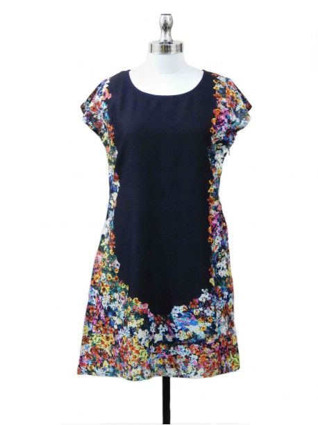 Saltlake Suede Dress -  -