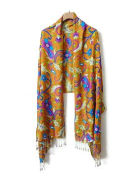 Sangri Long and Thin Scarves