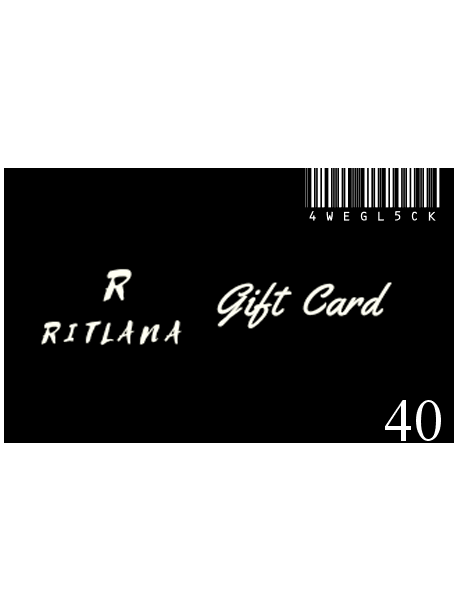Gift card-40 -  -