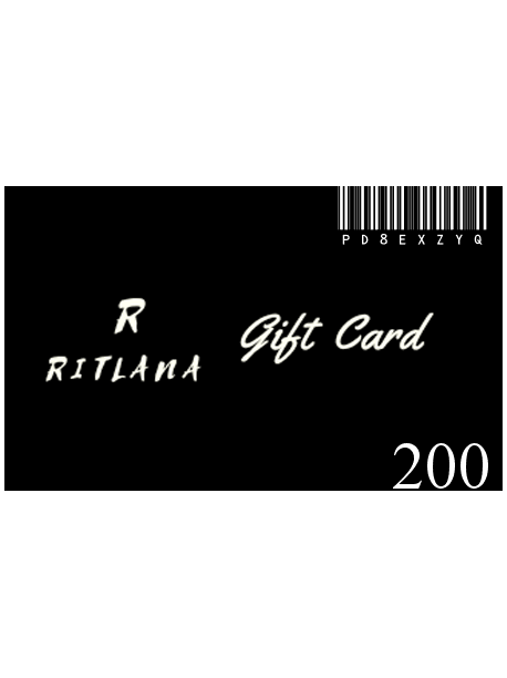 Gift card-200 -  -