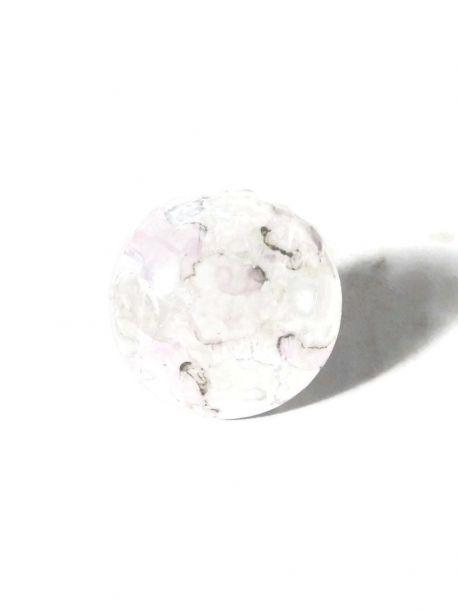Naturalite White Ceramic Cabinet Knobs -  -