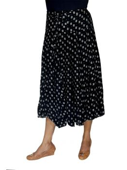 Joshua long midi skirt