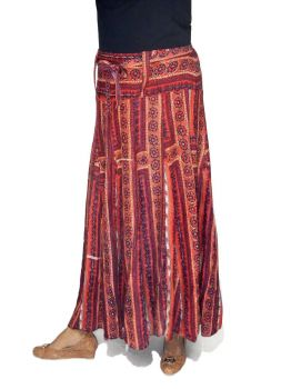 Ocieano long skirts women