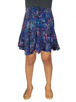 Raphael mini Flowy skirt