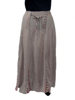 Loren high waisted long skirt