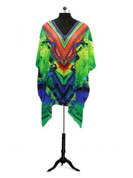 Woodside Long Kaftan Tops