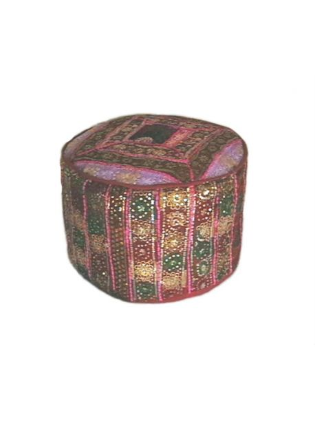 Gorgeous Decorative Cushions / Indian Poufs