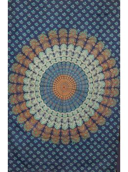 Mandala Wall Hanging Tapestry Bedspread Ethnic Wall Art