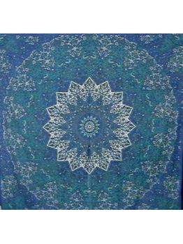 Star Tapestry Wall Hanging Table Cover Hippie Coverlet