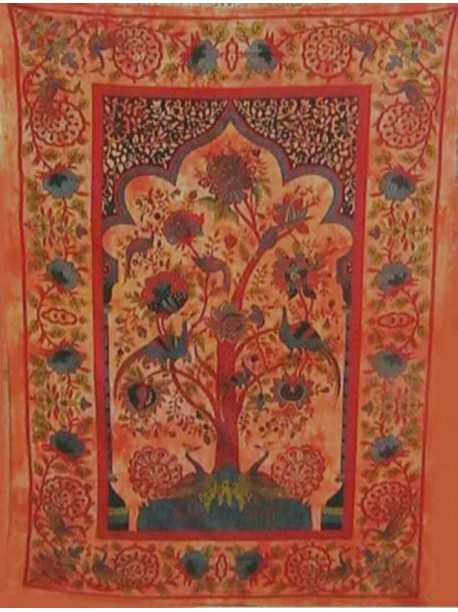 Signals Tree of Life Tapestry