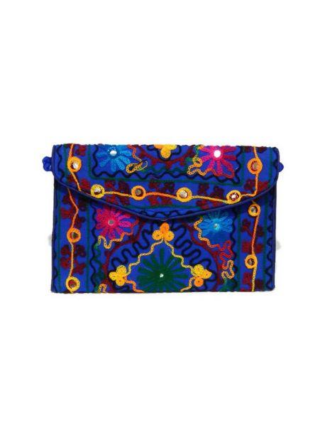 Handmade Multi Colored Gift Bags Vintage Handbag Indian Purse Multicolor Wedding Style Bag